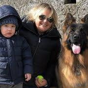 Pastore tedesco: attitudini e vita in famiglia